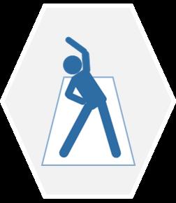 Bewegungsempfehlungen